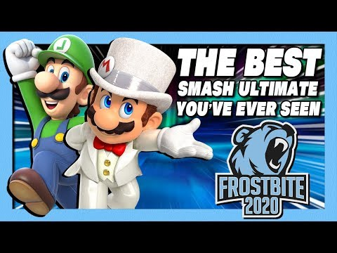The BEST Smash Ultimate You've Ever Seen | Frostbite 2020 Top 96 Highlights