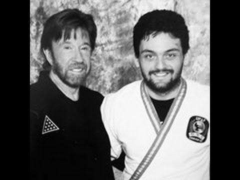 Hugo Lorega Chuck Norris system and Krav Maga