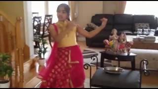 Peformance by Tanya Bipin Mehta on songs More Bansi Bajaiya, Nandlala Kanhiya Film Bahubali VID 2017