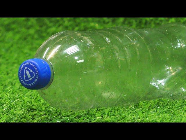 Поделки из пластики