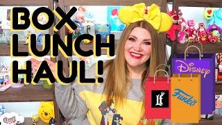 HUGE BOXLUNCH FALL HAUL!!!✨🛍👚🏰Disney Apparel, LoungeFly Bags & Funko Pops!