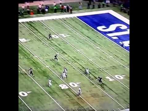 St Louis Rams Fake Punt Return For Touchdown