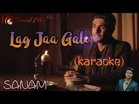 Lag Jaa Gale (Acoustic)SANAM - Lyrical Karaoke