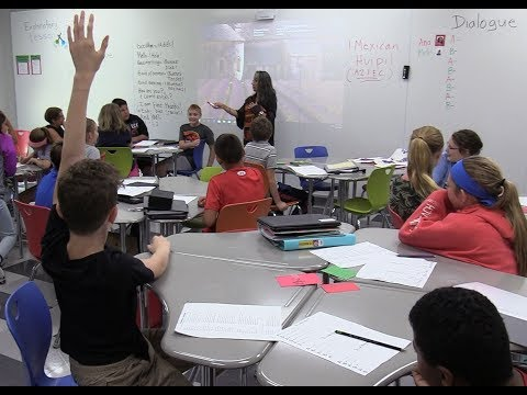 Spanish offered at Sapulpa Middle School