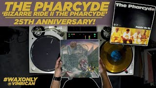 Discover Classic Samples On The Pharcyde's 'Bizarre Ride II The Pharcyde'