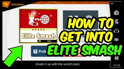 How To Get Into Elite Smash In Super Smash Bros Ultimate