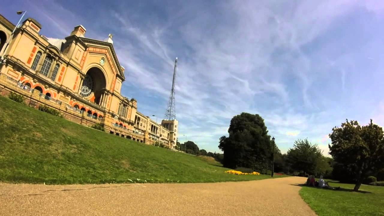 Alexandra Palace Street Food Craft Beer Festival