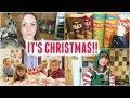 ITS CHRISTMAS!  & HUGE ASDA & ALDI CHRISTMAS FOOD HAUL! | UMBUMGO FAMILY VLOGS
