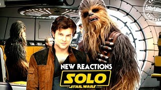 Solo A Star Wars Story NEW Reactions Revealed! (Han Solo Movie)