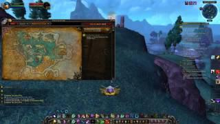 World of Warcraft: Замедление скорости падения в Дреноре