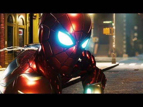 BAJU IRON SPIDERMAN - Spider-Man Indonesia #3
