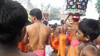 Sri Choudeshwari 25th Jatre at Manvi Dist Raichur Karnataka Thogataveera Kshatriya Sanga) Nandavaram