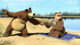 Маша и Медведь - Весна пришла (Встреча с Медведицей)