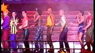 SPICEWORLD TOUR 1998 LIVE IN ARNHEM 29/03/98 SPICE GIRLS Victoria E...