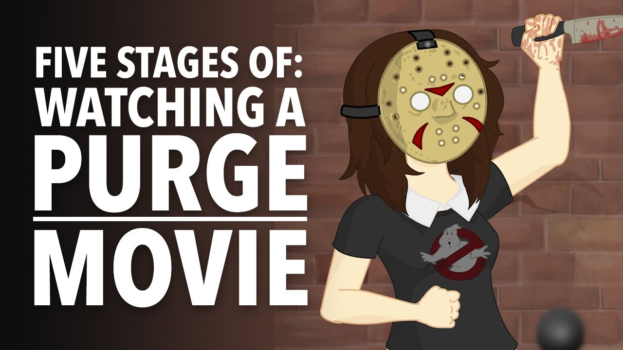 How It Should've Ended Tackles 'The Purge' [Halloween Treat