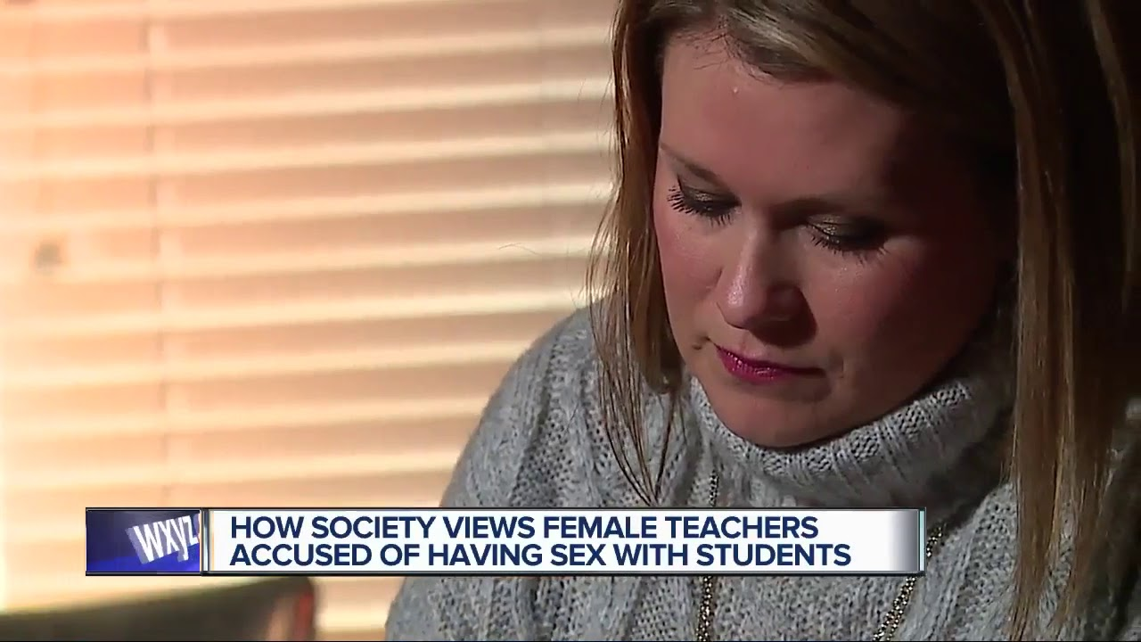 Teachers having sex video