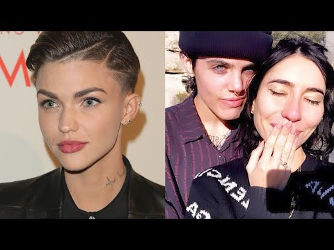 Ruby Rose Shares Cryptic Posts On Instagram... Days After Ex Jessica Announced Her Engagement
