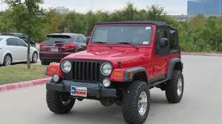 2003 Jeep Wrangler Sport in Frisco, TX 75034