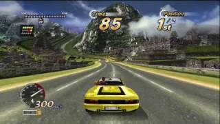 OutRun Online Arcade Review for Xbox 360 (HD)