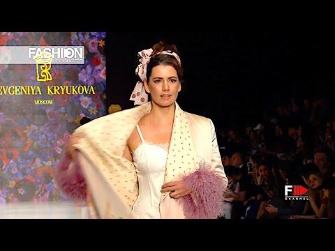 EVGENIYA KRYUKOVA Moscow Fall Winter 2017 2018 - Fashion Channel