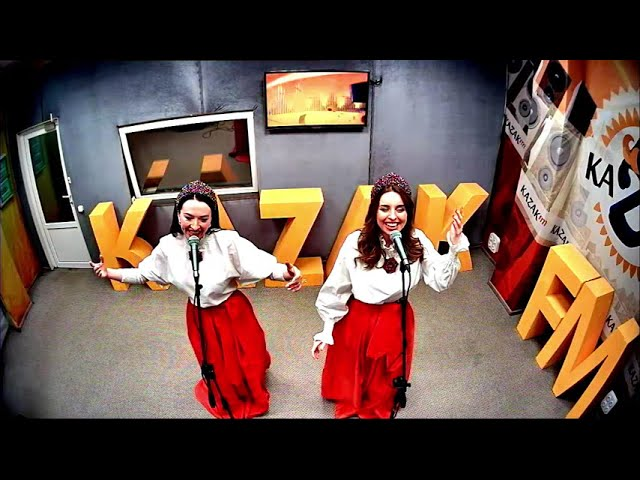 Программа «Хорошо!» 15.04.2021 г. Алина Доренская и Анастасия Колчевская