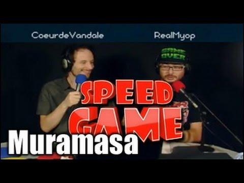 Speed Game - Muramasa : The Demon Blade - Fini en 1:04:59
