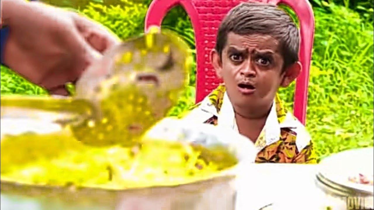 CHOTU DADA KA PULAV   छोटू दादा का पुलाव   Khandesh Hindi Comedy   Chotu Comedy Video