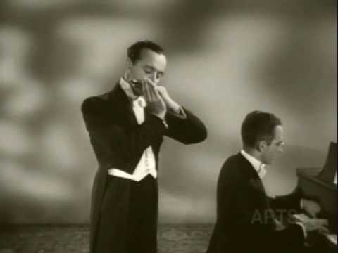 Mexican Melody - Larry Adler on harmonica, George Malloy on piano