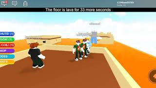 ROBLOX ☆ FIRST VIDEO DESTRUCTION OF THE CHANNEL