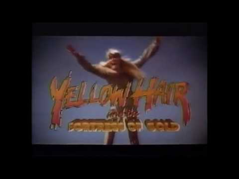 Yellow Hair and the Fortress of Gold (1984) - VHS Trailer