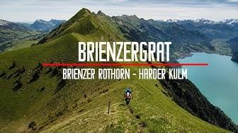 Brienzergrat (Brienzer Rothorn-Harderkulm) Switzerland 2017