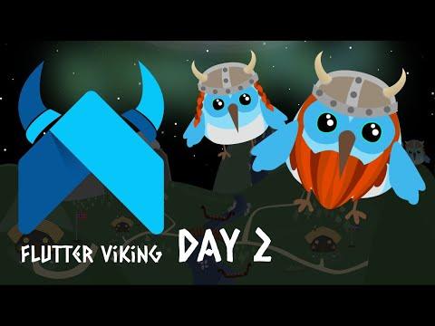 FlutterVikings - Day 2