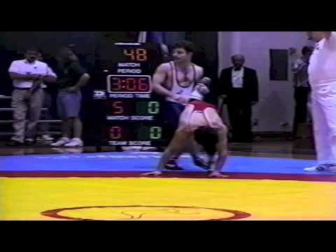 1995 World Cup: 48 kg Vugar Orudiev (RUS) vs. Paul Ragusa (CAN)