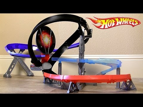 Hot Wheels Zero G All Drop Force Track Youtube