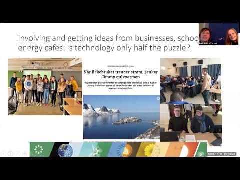 Arctic Resilience Forum - Renewable Energy Session