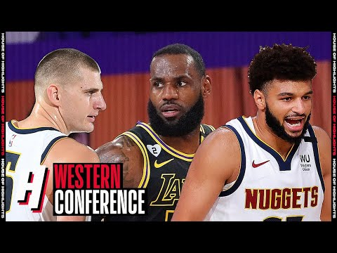 Denver Nuggets vs Los Angeles Lakers - Full WCF Game 2 Highlights | September 20, 2020 NBA Playoffs