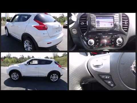 2013 Nissan Juke Sv With Navi Amp Backup Camera Youtube