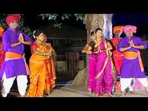 Chandan Kamble | Marathi Best Song - Bhagtaghari Laad Laad Ye | Marathi Songs