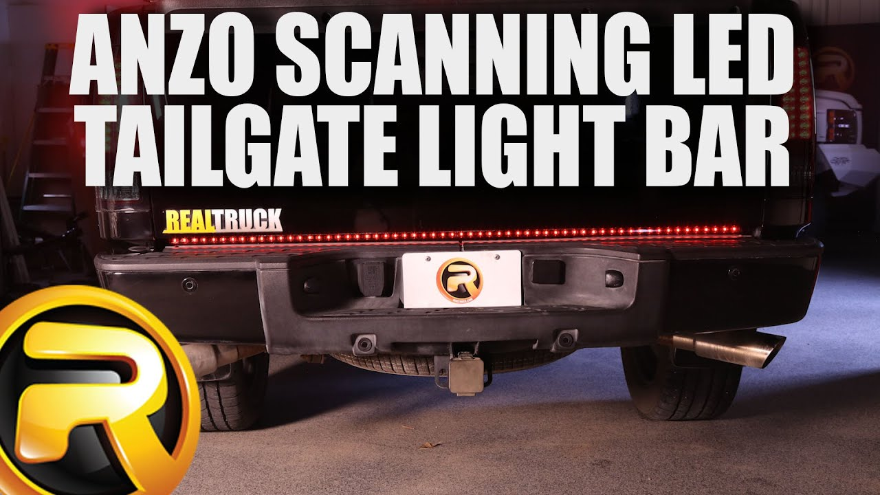 Anzo Led Tailgate Light Bar Wiring Diagram
