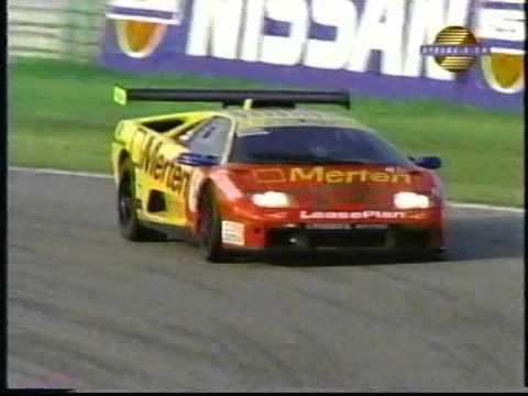 2001 Lamborghini Supertrophy at Valencia (highlights)