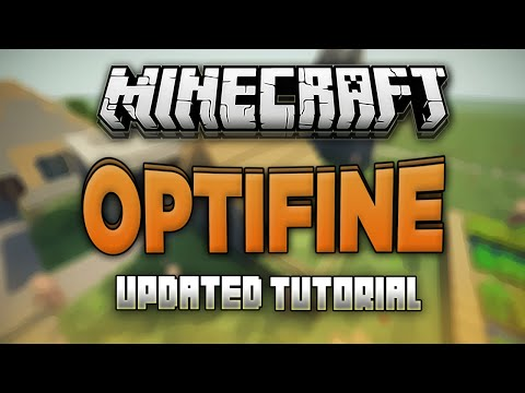 How To Install Optifine Mod In Minecraft Simple Updated