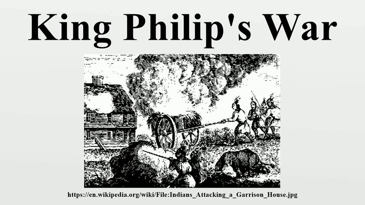 King Philip's War begins