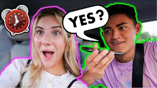 Saying YES to GIRLFRIEND for 24 HOURS *PART 2*