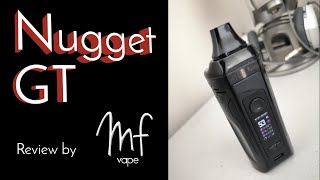 Artery Nugget GT Dual 18650 Pod Mod | Optional RBA/510 Adapter | Poorly Executed