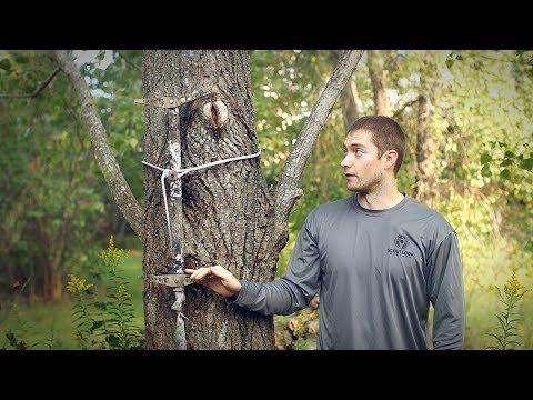 DIY Climbing Sticks - Ultralight