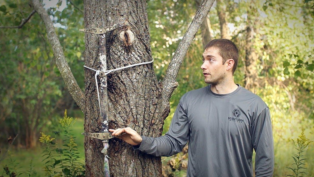 Diy Climbing Sticks Ultralight Youtube