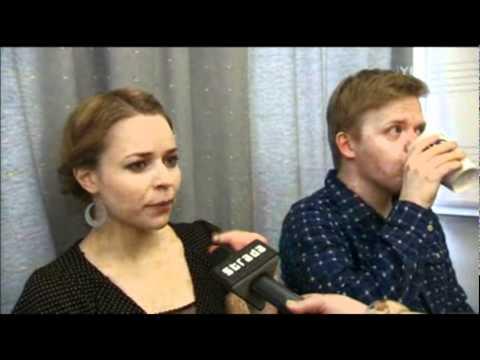 Paula Vesala & Pekka Kuusisto @ Strada[Interview]