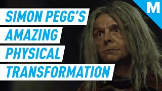 Simon Pegg's Amazing Physical Transformation In 'Inheritance'   Mashable