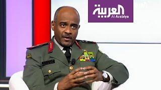 """بالفيديو.. معلومات مثيرة يكشفها اللواء عسيري عن """"عاصفة الحزم"""" في اليمن"""