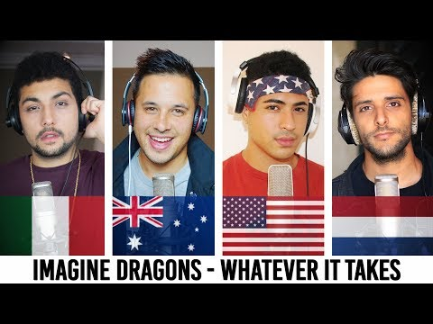 Imagine Dragons - Whatever It Takes [COVER]